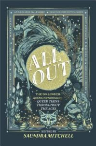 All Out by Saundra Mitchell