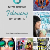 New Books by Women – February 2018 Releases