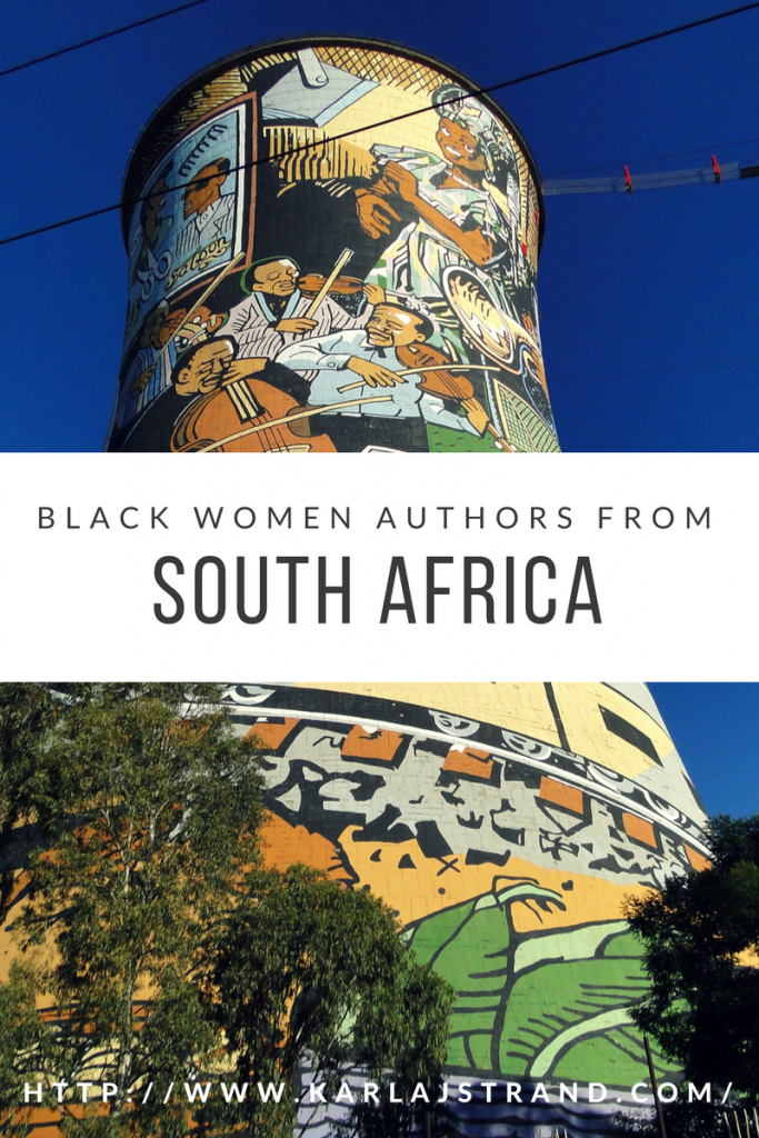 Black Women Authors from South Africa - A Resource List