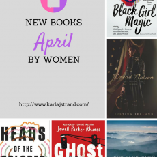 New Books By Women April