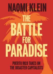 Battle for Paradise by Naomi Klein