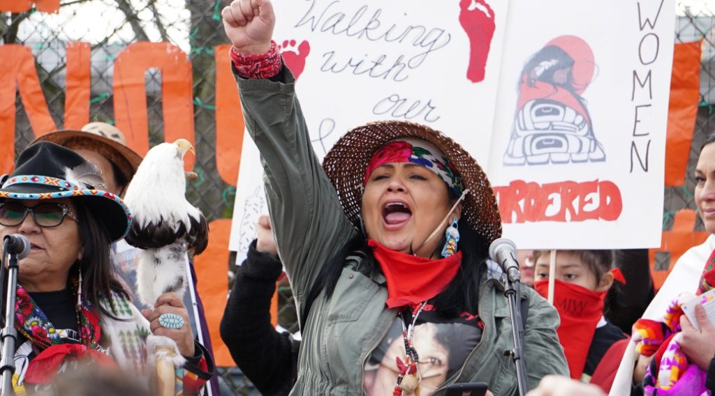 Missing and Murdered Indigenous Women #MMIW News