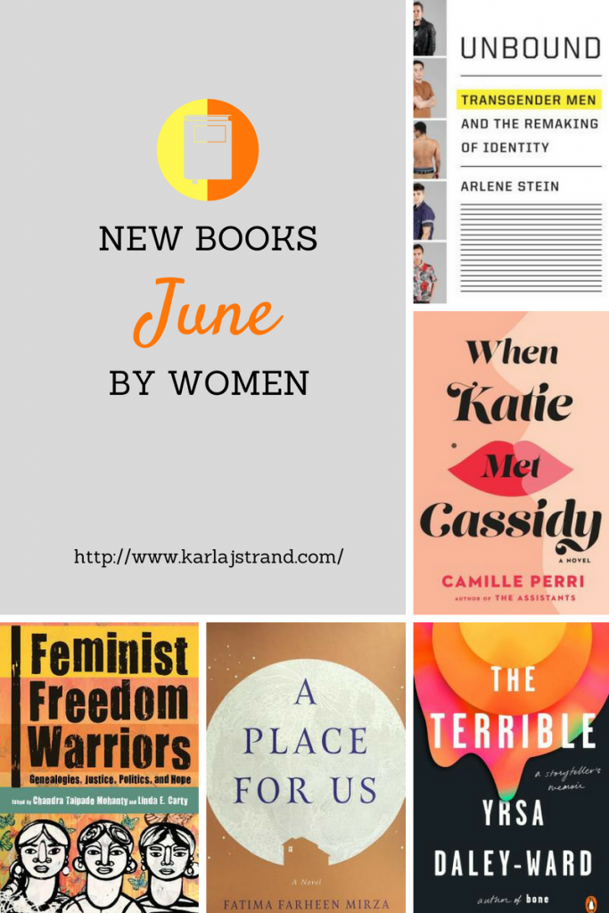 New Books by WOC, QTBIPOC, GNC, and more – June 2018 Releases