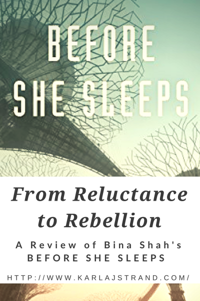 Review of Before She Sleeps